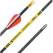Карбоновая стрела для лука Bowmaster Champion, оперение  1,75'' Streamline